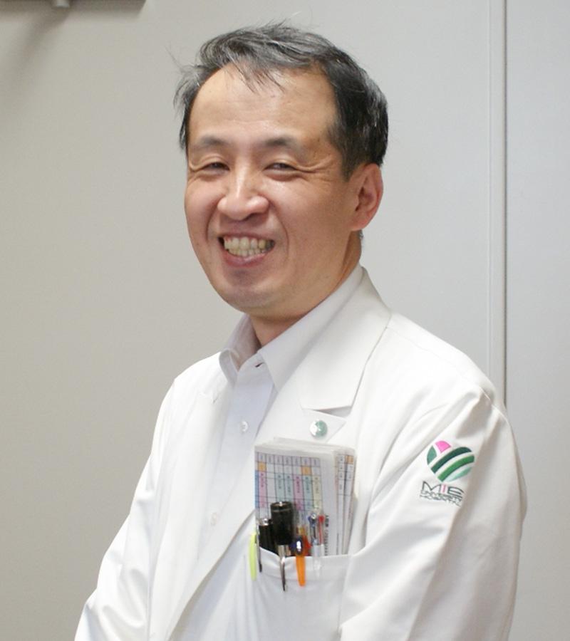 専門研修センター長 岡本 隆二