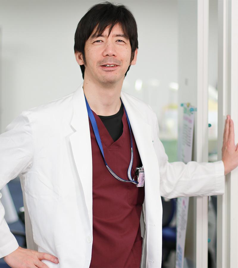 指導医・濱田康彦