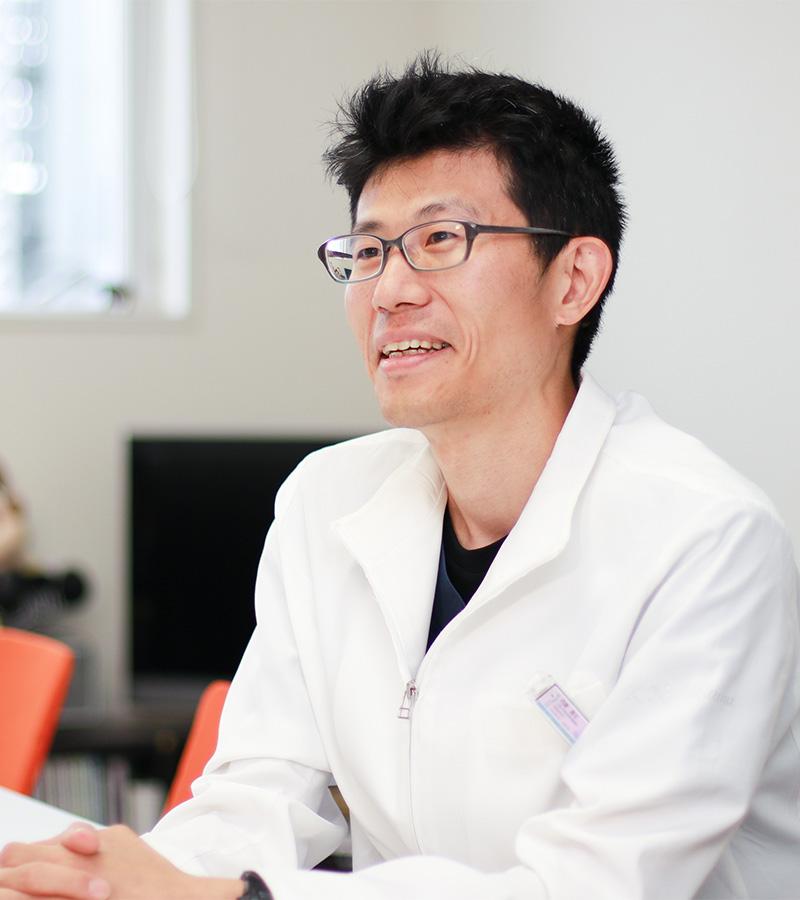 指導医・西濵康太