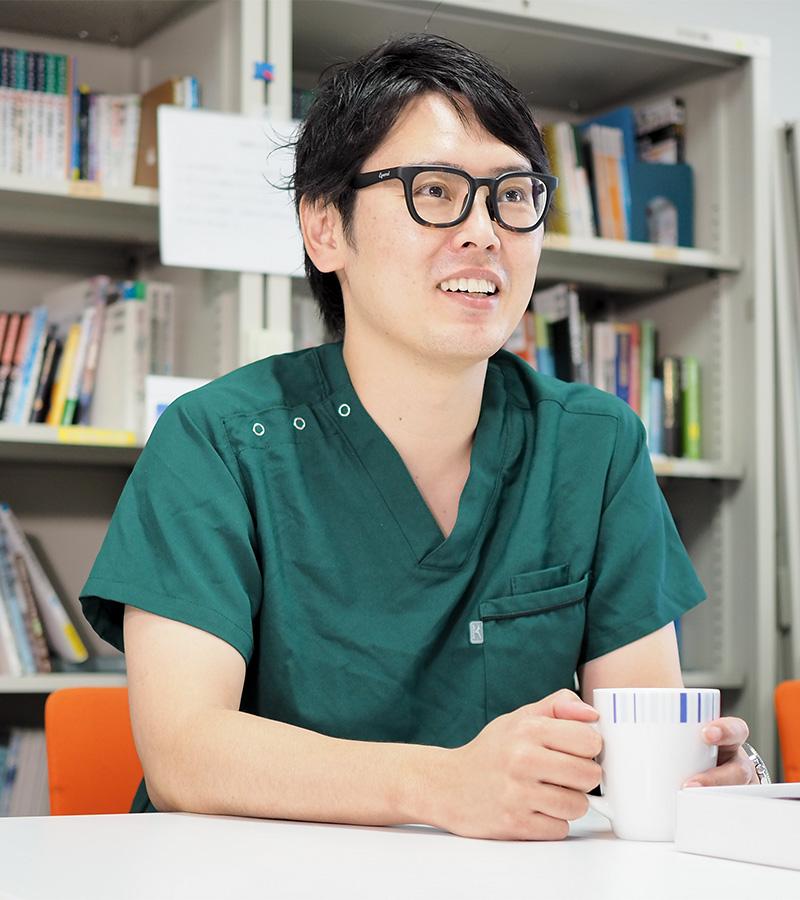 指導医・佐藤圭