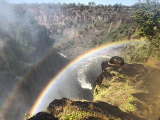 海外研修Zambia