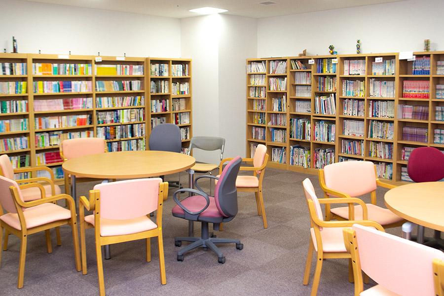 患者図書館
