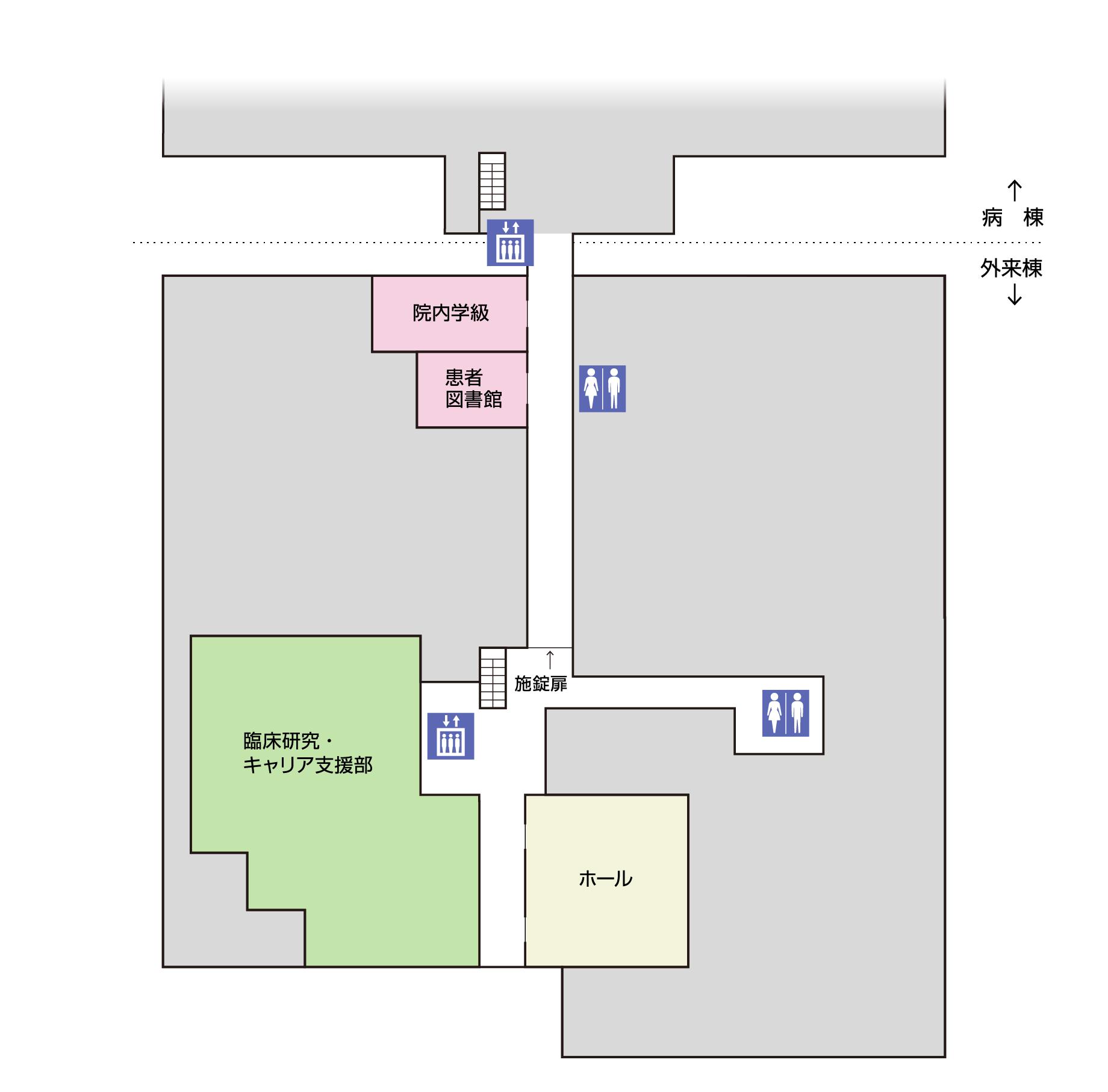 5階フロア図