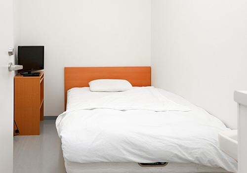 当直室の写真