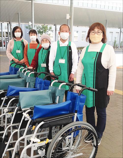 病院ボランティアイメージ